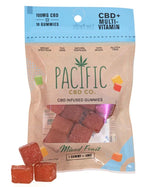 PACIFIC CBD CO - CBD + MULTI VITAMIN GUMMIES