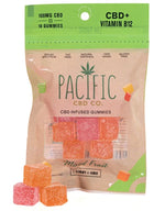 PACIFIC CBD CO - CBD + VITAMIN B12 GUMMIES