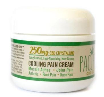 PACIFIC CBD CO - CBD JOINT & MUSCLE RUB FOR PAIN & SORENESS