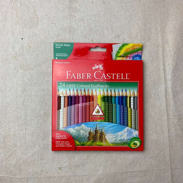 Grip Colored EcoPencils Set of 24