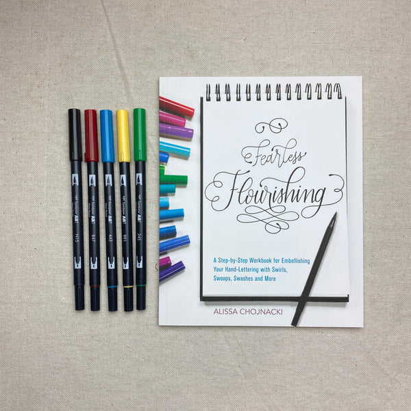 Fearless Flourishing & Pens
