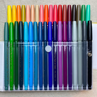Color Pen Markers Set of 36