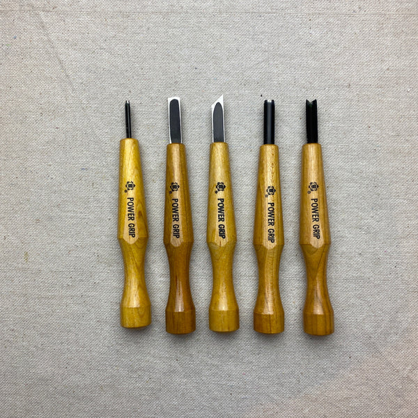 Wood Carving Chisel Set