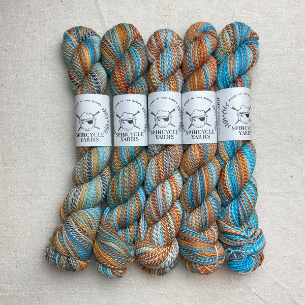 Spincycle Dyed in the Wool - Castaway (June)