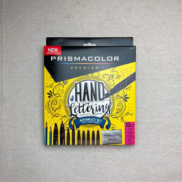 Hand Lettering Advanced Set