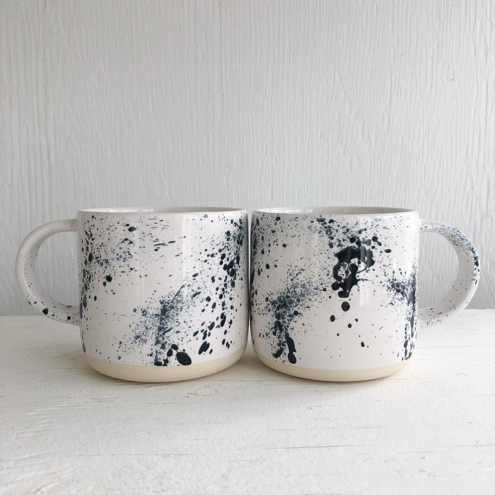 Paint Splatter Mug
