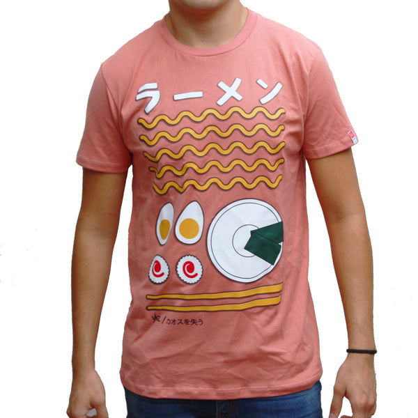 Playera yakuza Peach