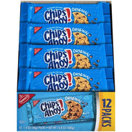 Cookies, Chips Ahoy 12 - 4 packs (box)