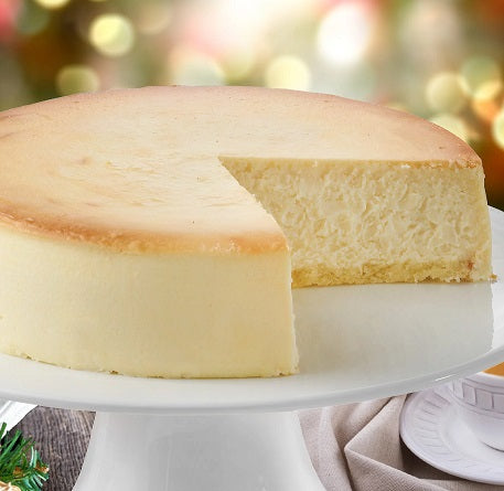 Traditional NY Cheesecake