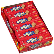 Cookies, Nutter Butter 12 - 4 packs (box)