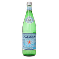 Pellegrino Sparkling water 1lt bottles (case of 12)