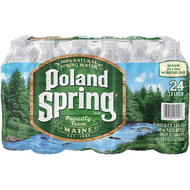 Water, Poland Spring 16.5oz 40 pack (case only)