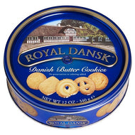 Cookies, Royal Dansk Butter Cookies 12oz (Individual)