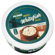 Whitefish Salad, Acme 7oz container (individual)