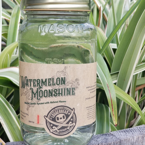 Loggerhead Distillery Watermelon Moonshine