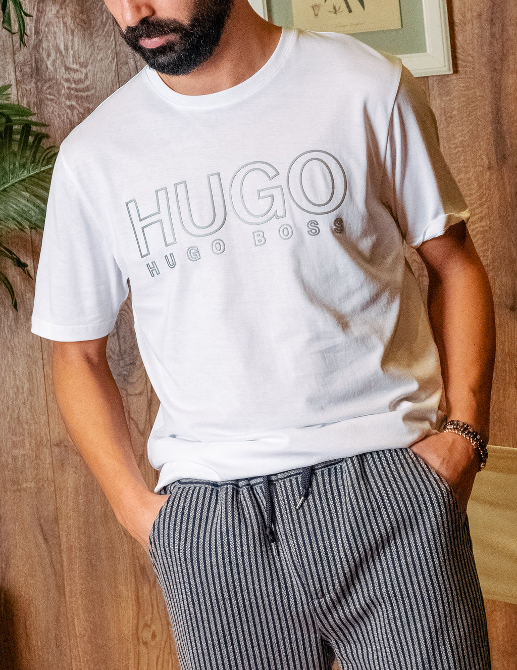 T-shirt Hugo Boss