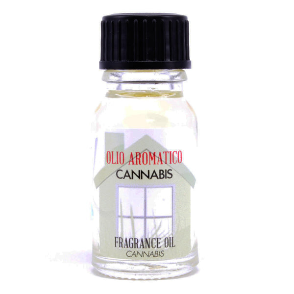 "Olio Aromatico ""cannabis"" 10 ml"