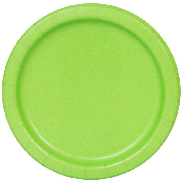 Partyware Lime Green