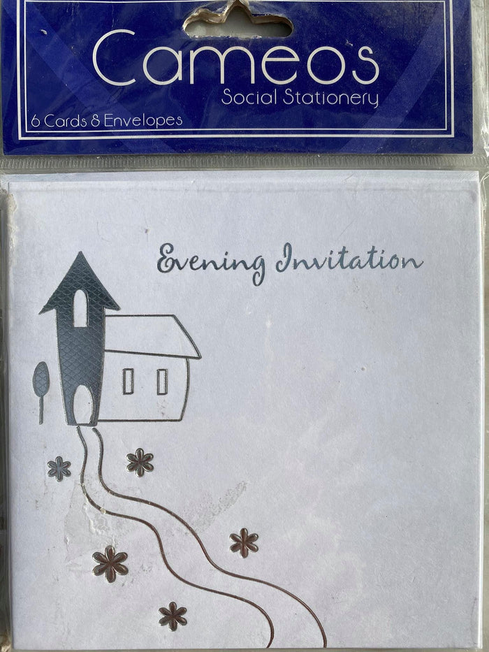 Party Invitations (6ct)