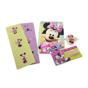 Minnie Mouse Stationery Set
