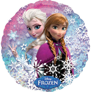 "Disney Frozen Round 18"" Foil Balloon"