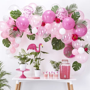 Ginger Ray Balloon Arch - Pink