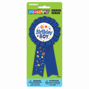 Birthday Boy Award Badge