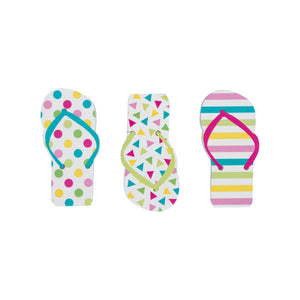 Flip Flop Note Pads, 12ct
