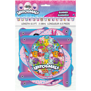 Hatchimals Large Jointed Banner