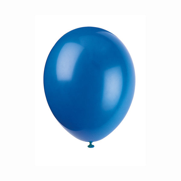 "12"" Latex Balloons, 50ct - Evening Blue"