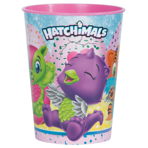 Hatchimals 16oz Plastic Stadium Cup