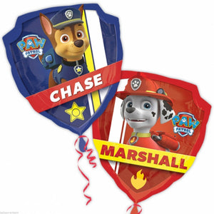 Paw Patrol SuperShape Balloon - 27'' Foil