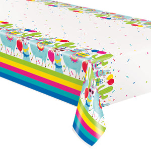 Llama Birthday Luncheon Napkins, 16ct