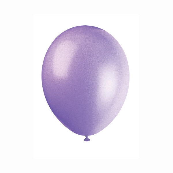 "12"" Latex Balloons, 50ct - Lilac Lavender"