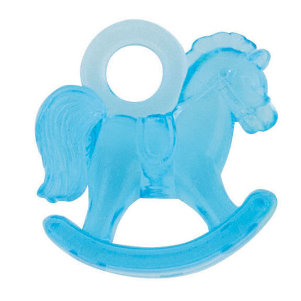 Blue Rocking Horse Favors, 16ct