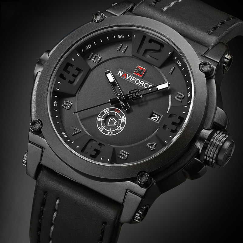 Top Luxury Brand Men Sports Military Quartz Watch
