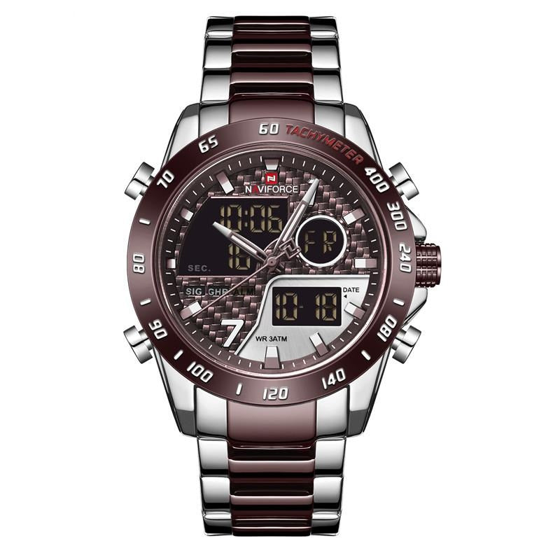 Luxury Brand Men Watch Military Digital Sports Wristwatch