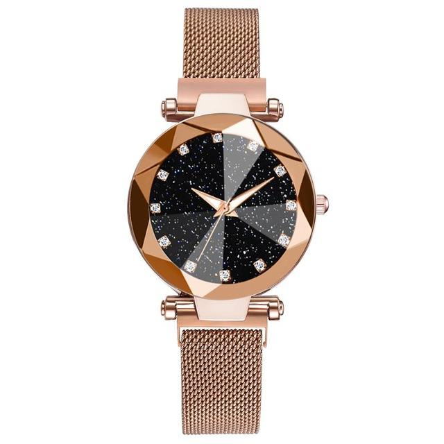 The Diamond Cosmos Women Watch