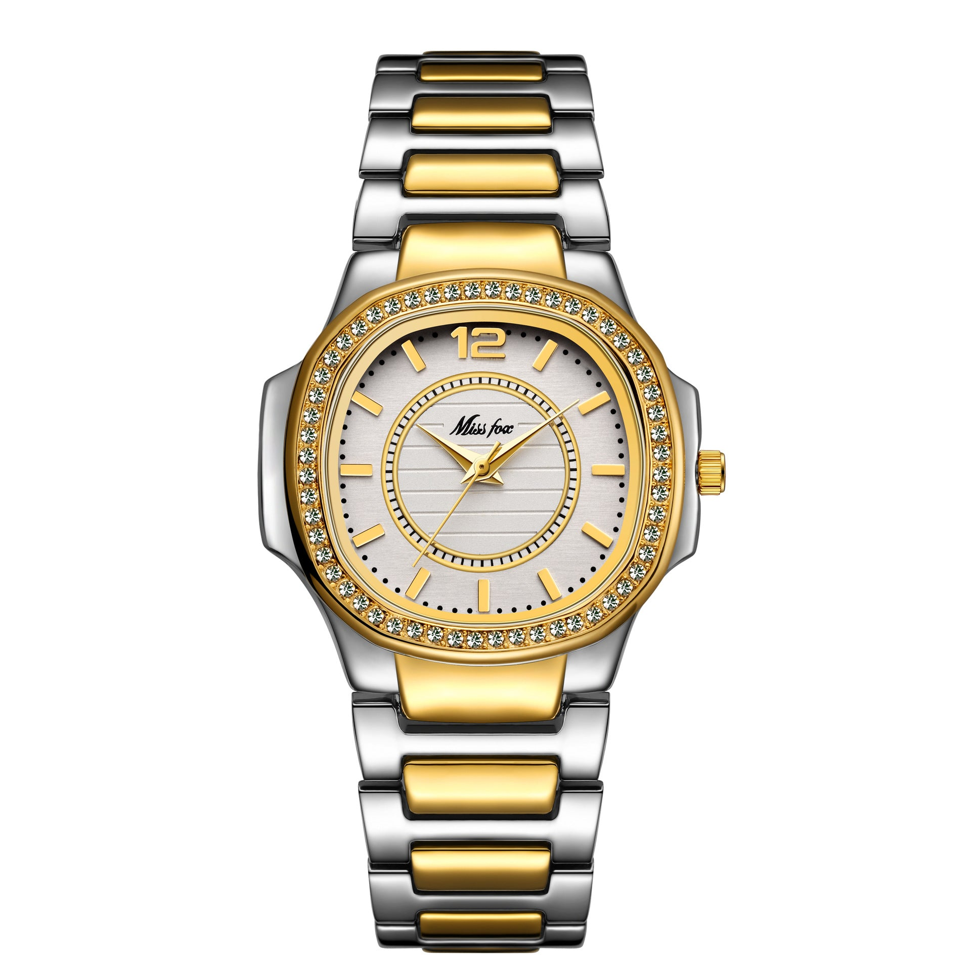 Women Fashion Watch  Gold Wrist Watch Gifts For Women