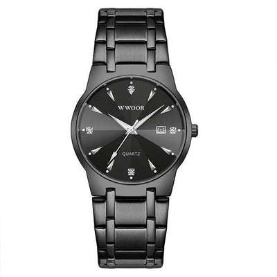 2020 Men Diamond  Luxury Quartz Watch