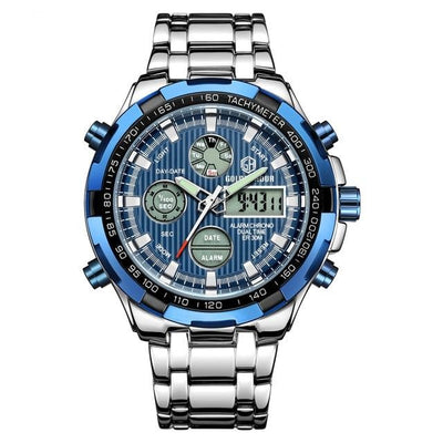 Military Sport Watches Men Digital Quartz Analog Watch