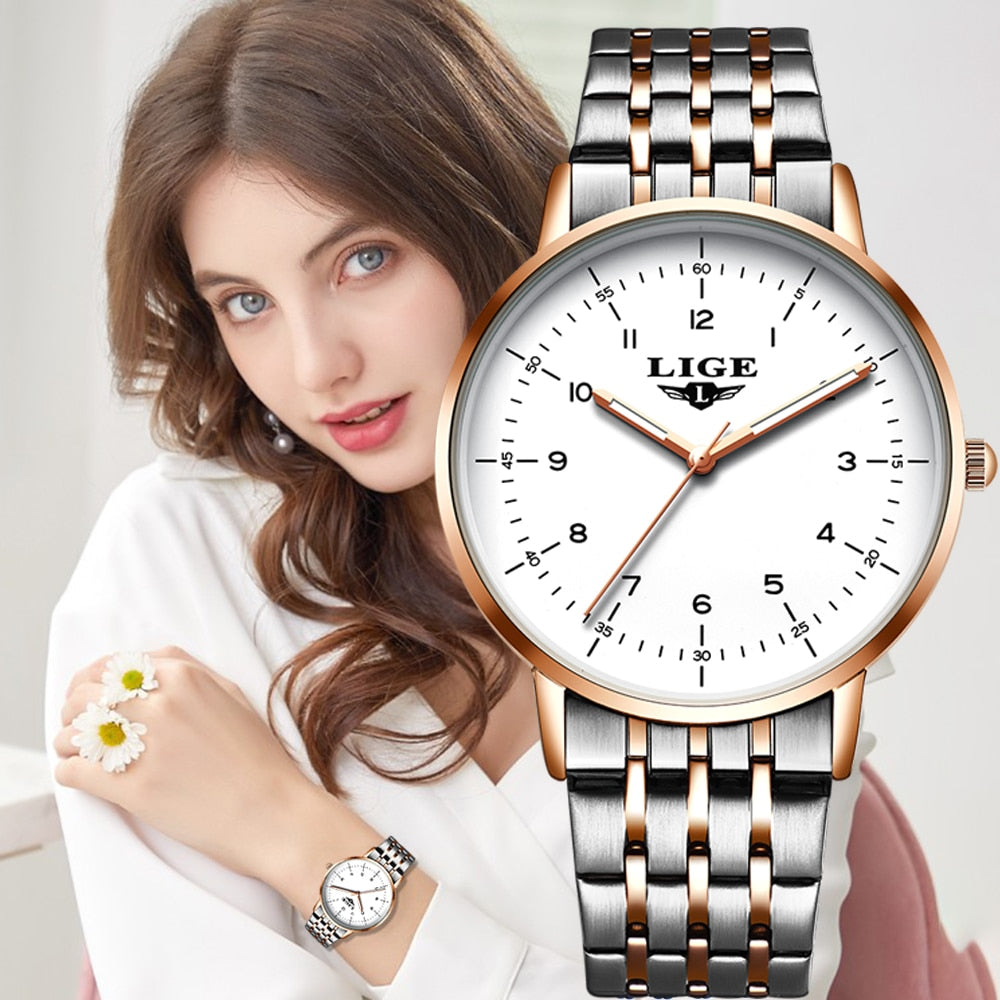2020 New Fashion Watch Women Creative Watch