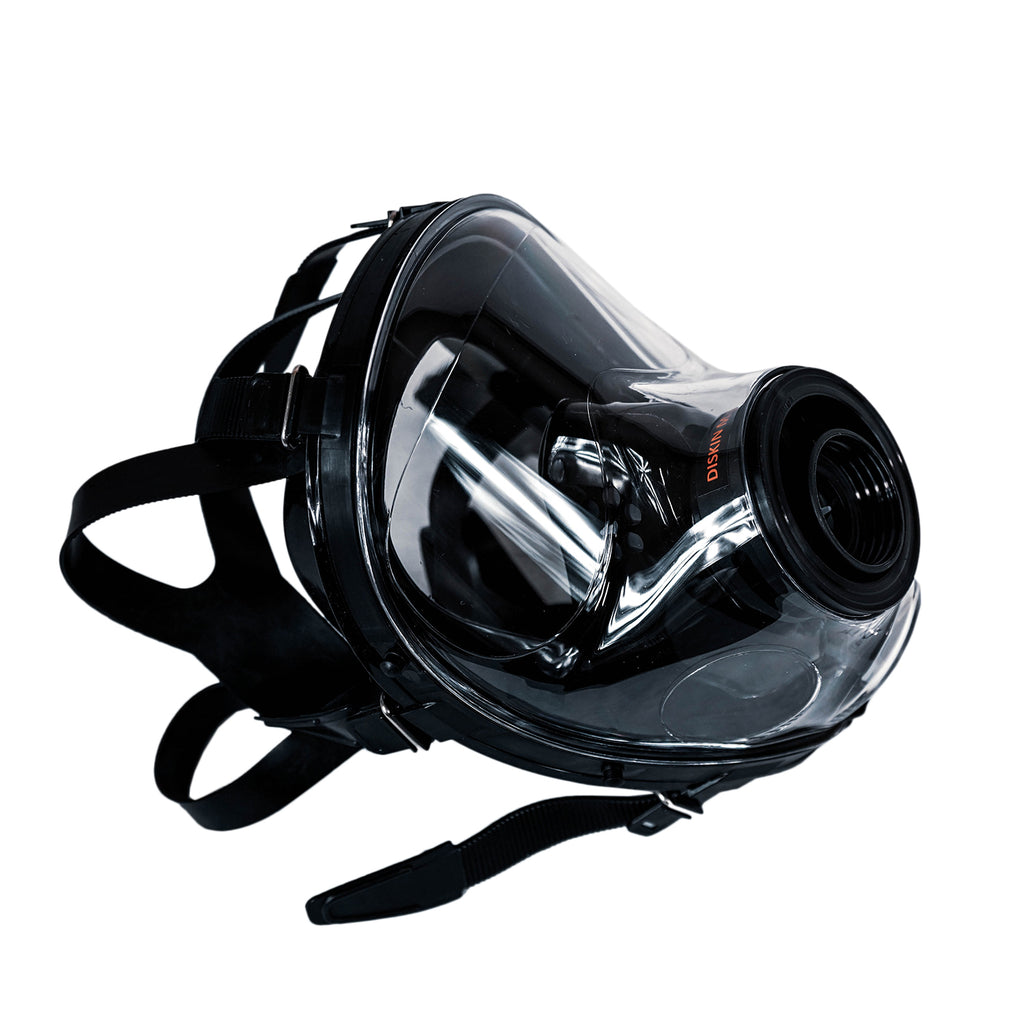 Diskin Survival Gas Mask - Side