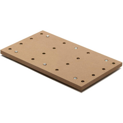 CNC MDF Spoilboard for 3018-SE CNC Router 01