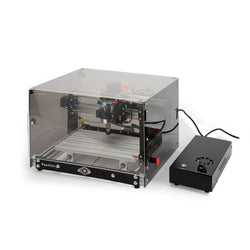 FoxAlien CNC Router 3018-SE V2 with 300W Spindle Bundle Kit 01