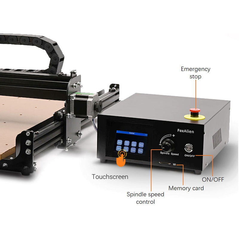 CNC Router Machine 4040-XE-04
