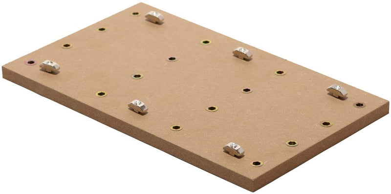 CNC MDF Spoilboard for 3018-SE CNC Router 02