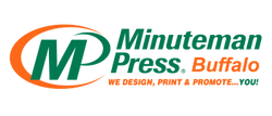 Minuteman Press Buffalo Logo