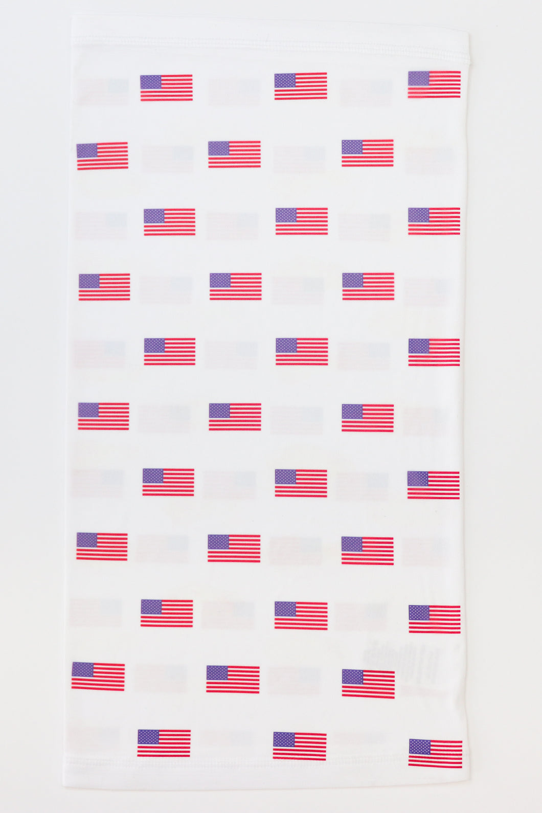 American Flag Pattern Printed Fashion Face & Neck Cover