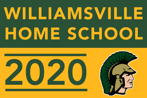 Lawn Sign - Williamsville Home School - Williamsville North